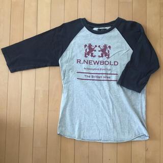 アールニューボールド(R.NEWBOLD)のR.NEWBOLD シャツ(Tシャツ/カットソー(半袖/袖なし))