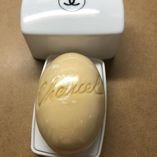 シャネル(CHANEL)の《未使用》CHANEL 石鹸 No.5(ボディソープ/石鹸)