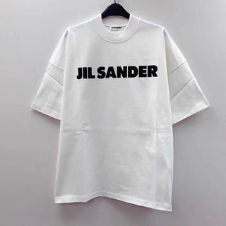 ジルサンダー(Jil Sander)のJIL SANDER白い半袖t(Tシャツ/カットソー(半袖/袖なし))