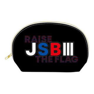 三代目 J SOUL BROTHERS  RAISE THE FLAGポーチ