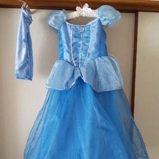 ディズニー(Disney)のドレス シンデレラ 130cm(ドレス/フォーマル)