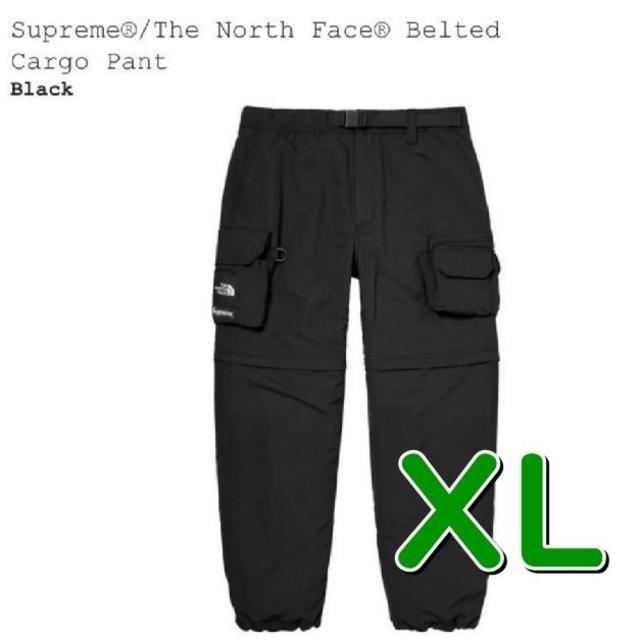 Supreme(シュプリーム)のXL Supreme North Face Belted Cargo Pant メンズのパンツ(ワークパンツ/カーゴパンツ)の商品写真