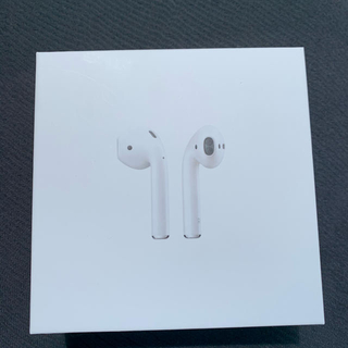 AirPods 2世代 非ワイヤレス充電タイプ