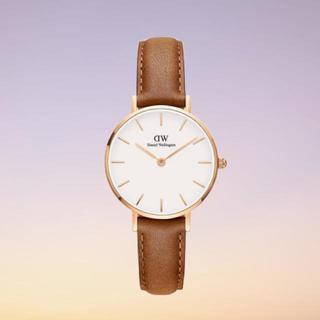 Daniel Wellington - 保証付き【32㎜】ダニエル ウェリントン腕時計DW00100172