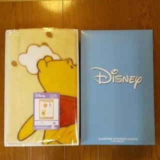 ディズニー(Disney)のくまのプーさんアクリル毛布(毛布)