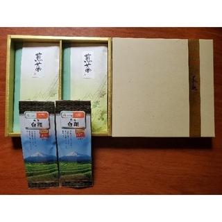 エ-コ-プ 白翔 高級煎茶 2袋(100g×2) 静岡茶(茶)