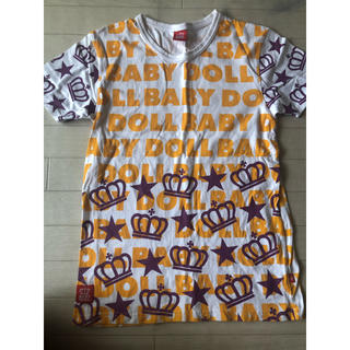 ベビードール(BABYDOLL)のベビードールTシャツ(Tシャツ/カットソー(半袖/袖なし))