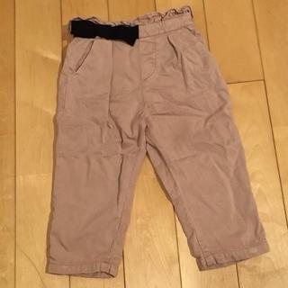 ザラ(ZARA)のザラ ベビー パンツ 18m-24m 92cm 未使用 (パンツ/スパッツ)