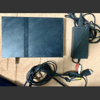 プレイステーション2(PlayStation2)のプレイステーション2 PS2 SCPH-70000 本体 難あり (家庭用ゲーム機本体)