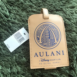 ディズニー(Disney)のアウラニ ディズニー ラゲージタグ(旅行用品)