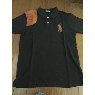 POLO RALPH LAUREN - ラルフローレン ビックポニー ポロシャツ ブラック