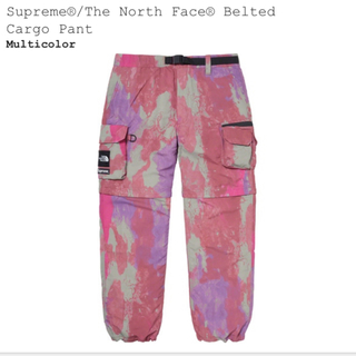 Supreme - 【M】Supreme®/The North Face® Belted Cargo