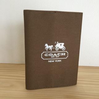 コーチ(COACH)のCOACH コーチ ブックカバー 母子手帳ケース(その他)