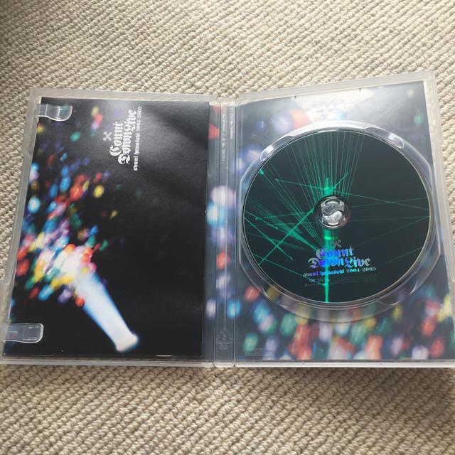 浜崎あゆみ DVD  最終値下げ エンタメ/ホビーのCD(ポップス/ロック(邦楽))の商品写真