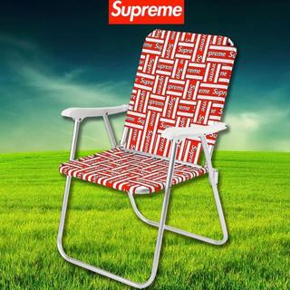 シュプリーム(Supreme)のシュプリーム  チェアー Lawn Chair 椅子 新品 送料込み(折り畳みイス)