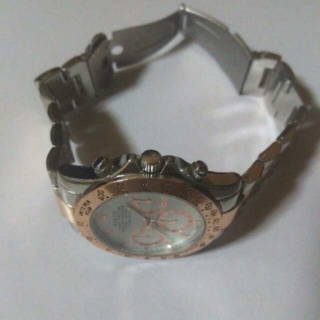 ロレックス風メンズ腕時計 メンズの時計(腕時計(アナログ))の商品写真