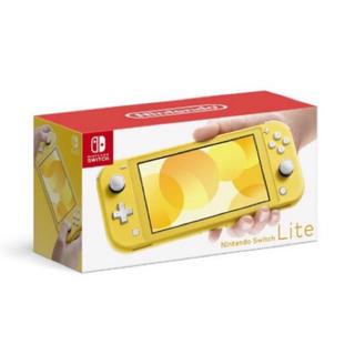 Nintendo Switch - Nintendo Switch Lite イエロー ニンテンドースイッチ ライト