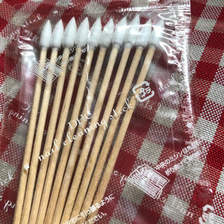 ディーエイチシー(DHC)のネイル用 爪楊枝 スティック60本(ネイル用品)