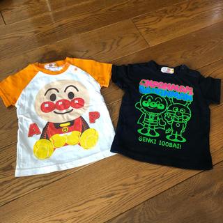 アンパンマン - アンパンマン  半袖Tシャツ 90  2枚
