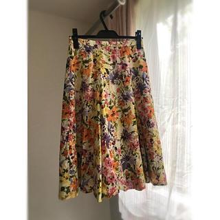 アナイ(ANAYI)の夏用スカート(ひざ丈スカート)