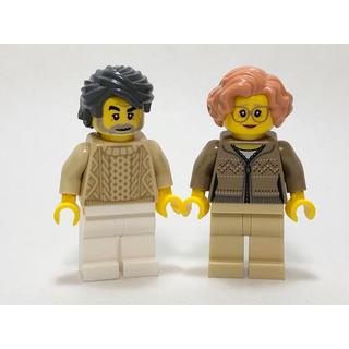 Lego - 【新品未使用】レゴ LEGO ミニフィグ 素敵なカップル