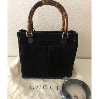 グッチ(Gucci)の【GUCCI】バンブートート(トートバッグ)