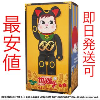 MEDICOM TOY - 不二家 BE@RBRICK 招き猫 ポコちゃん 黒 400%