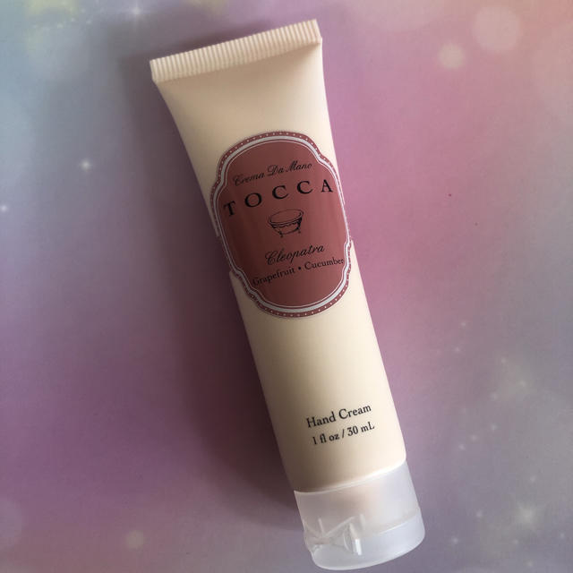 TOCCA(トッカ)の新品♡TOCCA ハンドクリーム コスメ/美容のボディケア(ハンドクリーム)の商品写真