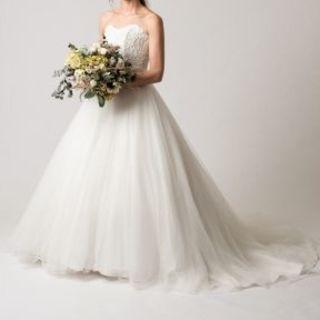 【人気!チュールドレス!】ウェディングドレス 結婚式 撮影 二次会 リゾート婚(ウェディングドレス)