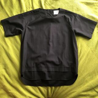 STUDIOUS - ステュディオスプールオーバー半袖チェックシャツ