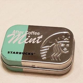 スターバックスコーヒー(Starbucks Coffee)のスターバックス ミント 小物入れ(ノベルティグッズ)