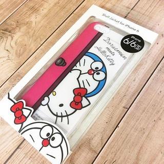 サンリオ(サンリオ)のドラえもん キティ コラボ iPhone6/6s スマホケース(iPhoneケース)