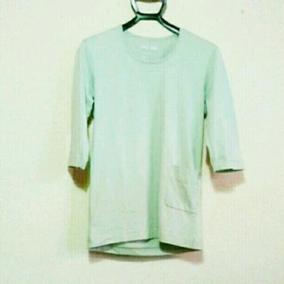 オータ(ohta)の【春色♪】ohta(オオタ) 七分袖サイドポケットカットソー(Tシャツ/カットソー(七分/長袖))