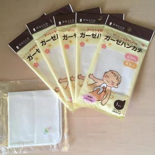 ミキハウス(mikihouse)のガーゼハンカチ 6枚 MIKI HOUSE(その他)