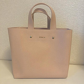 Furla - フルラ トートバッグ ピンク 極美品❣️タイムセール