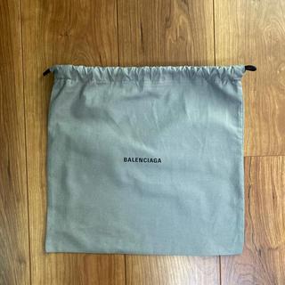 Balenciaga - BALENCIAGA バレンシアガ 巾着 保存袋 ショッパー