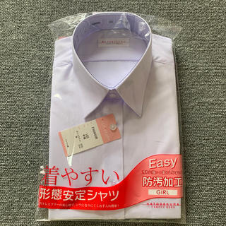 ワイシャツ 女子(シャツ/ブラウス(半袖/袖なし))