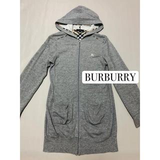 BURBERRY - バーバリー BURBURRY ロング丈パーカー 150