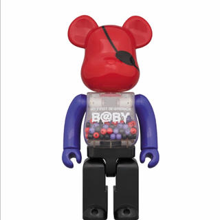 メディコムトイ(MEDICOM TOY)のMY FIRST BE@RBRICK B@BY SECRET Ver.400%(その他)