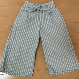 ジーユー(GU)のGU 半ズボン ガウチョ 110(パンツ/スパッツ)