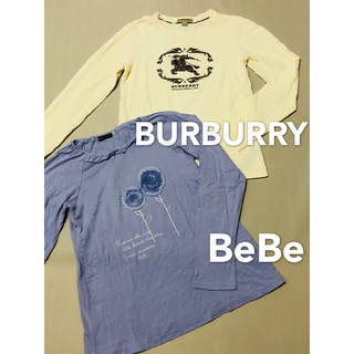 BURBERRY - バーバリー BURBURRY 長袖トップス ロンT  150