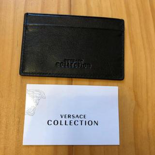 ヴェルサーチ(VERSACE)のVersaceカードケース(名刺入れ/定期入れ)