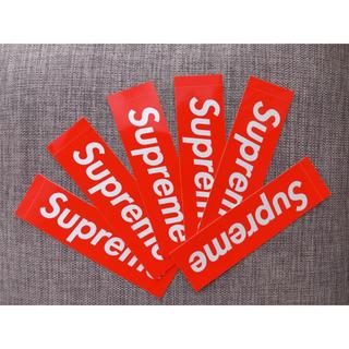 Supreme - Supreme ステッカー シュプリーム 6枚セット