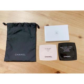 シャネル(CHANEL)のCHANEL シャネル サンプル ファンデーション ベース 下地(ファンデーション)