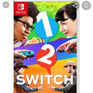 任天堂 - 1-2 Switch