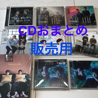 トウホウシンキ(東方神起)の東方神起 CD DVD シングル アルバム(ポップス/ロック(邦楽))
