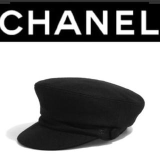 CHANEL - CHANEL キャスケット 2019AW