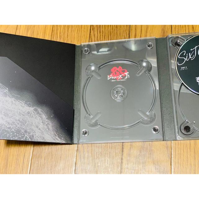 本日限定価格 素顔4 SixTONES盤 ライブ本編DISCのみ エンタメ/ホビーのDVD/ブルーレイ(ミュージック)の商品写真