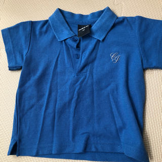 コムサイズム(COMME CA ISM)のコムサイズム ポロシャツ 90センチ(Tシャツ/カットソー)