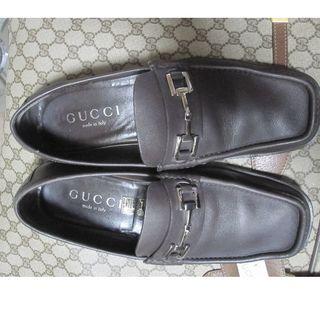 Gucci - GUCCI メンズシューズ